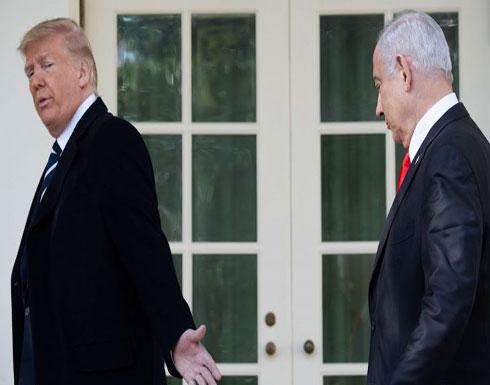 """بولتون وانحياز ترامب لنتنياهو:  ستبدأ محكمة عزل ترامب برعاية """"خطة السلام"""""""