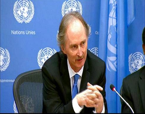 دعوة أممية لواشنطن وموسكو لإجراء محادثات تنهي الأزمة السورية