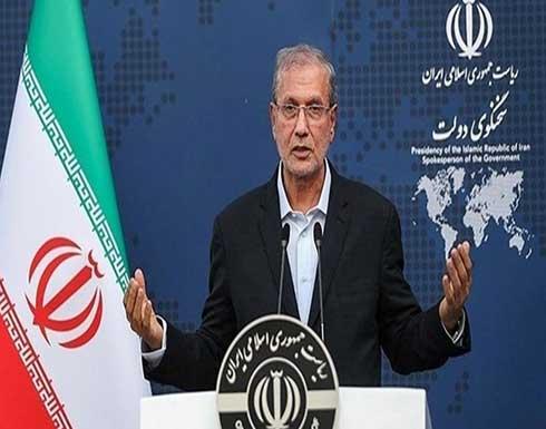 ايران : الدعم لفلسطين يتزايد في العالم كله