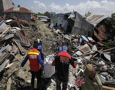 ارتفاع ضحايا زلزال إندونيسيا إلى 2045 قتيلًا