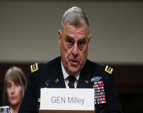 عسكري أمريكي رفيع يعلق على احتمال شن بلاده حربا على إيران مثل تلك التي أطلقتها في العراق