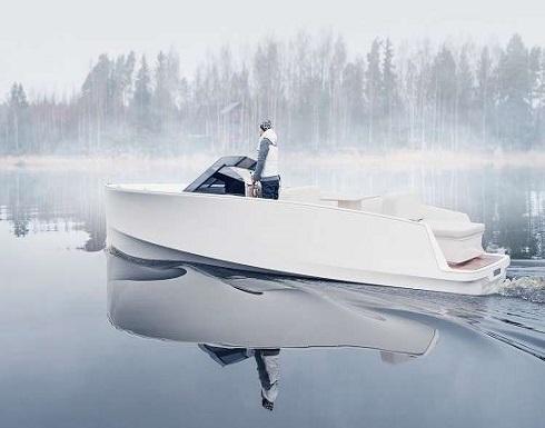 بالفيديو : فنلندا تطور قاربا لا مثيل له!