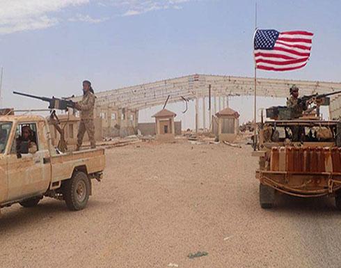 تدريبات لجنود أمريكان مع مقاتلي المعارضة جنوب سوريا