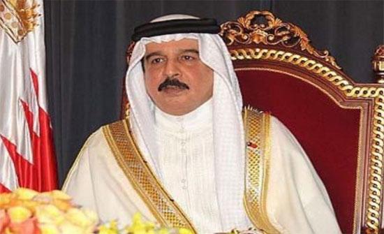 ملك  البحرين: حريصون على تطوير التعاون مع الأردن خاصة في المجال العسكري