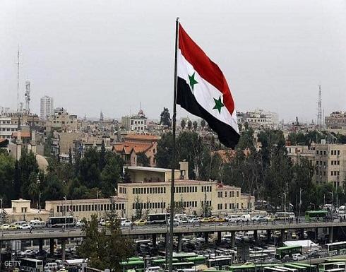 """سوريا تندد بـ""""انتهاك سيادتها"""" في المنطقة الآمنة"""