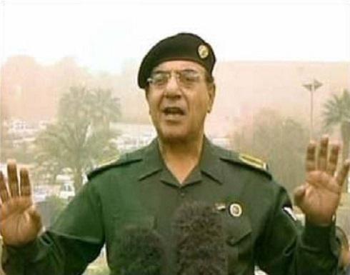 انباء عن وفاة وزير الإعلام العراقي الأسبق في زمن صدام حسين محمد الصحاف