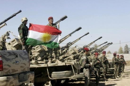 الاستخبارات : البشمركة توقف هجوم الموصل بعد اكتشاف تركيا ٣٠٠٠ من حزب العمال في صفوفها