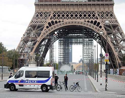 قتيل في إطلاق نار أمام مستشفى في باريس.. ومنفذ العملية لاذ بالفرار