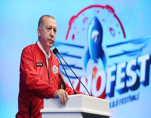 أردوغان: سننجح في السيارات على غرار المسيّرات