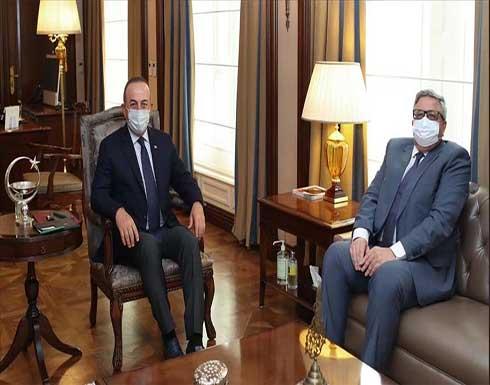 أنقرة.. تشاووش أوغلو والسفير الروسي يبحثان القضايا الإقليمية