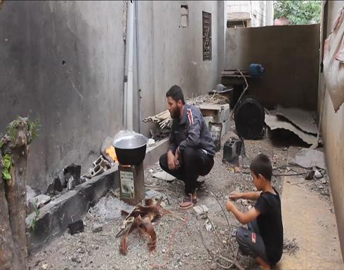 سكان ريف حمص محرومون من الخبز