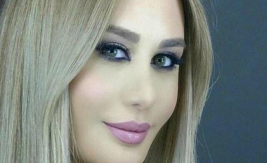داليدا عياش تنشر الصورة الأولى لابنتها