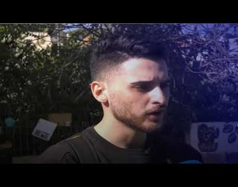 شاهد : إسرائيل تطلق سراح محمد الكردو شقيقته بعد اعتقالهم لساعات