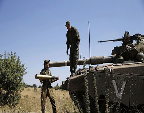 الجيش الإسرائيلي يستهدف طائرة إسرائيلية معتقدا أنها سورية