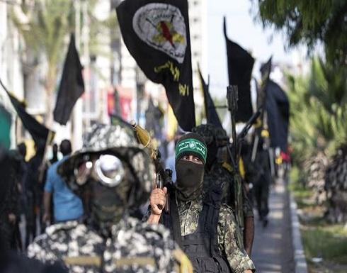 """""""القسام"""" تعلن """"السيطرة"""" على طائرة مسيرة إسرائيلية جنوبي قطاع غزة"""