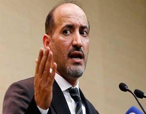 الجربا: الروس مفتاح الحل في سوريا واتفاقيات خفض التصعيد ضرورة لإشراك العرب