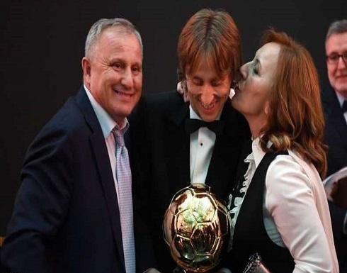 بعد الكرة الذهبية.. مودريتش يحسمها للأبد مع ريال مدريد