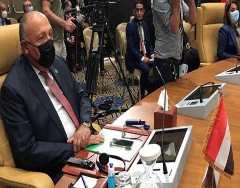 شكري: بيان مجلس الأمن ملزم لإنجاز اتفاق حول سد النهضة