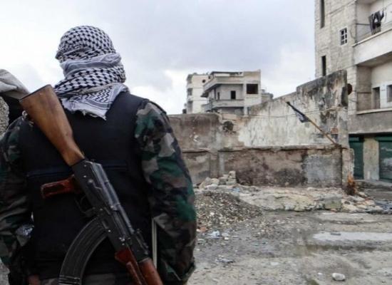 المعارضة تتقدم بحي المنشية في درعا