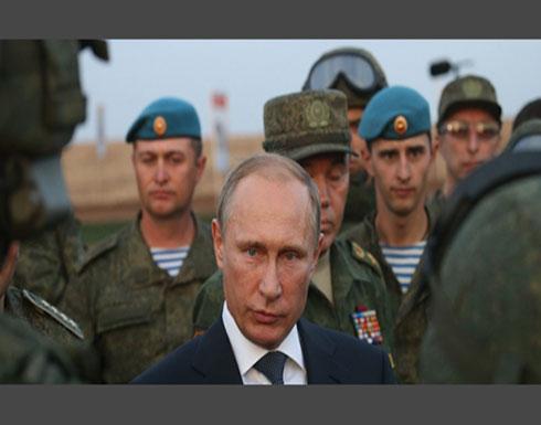 """بوتن يكشف عن """"مصلحة روسيا"""" في البقاء بسوريا"""