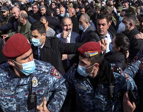 أرمينيا.. مجلس الأمن القومي يؤيد إقالة رئيس الأركان