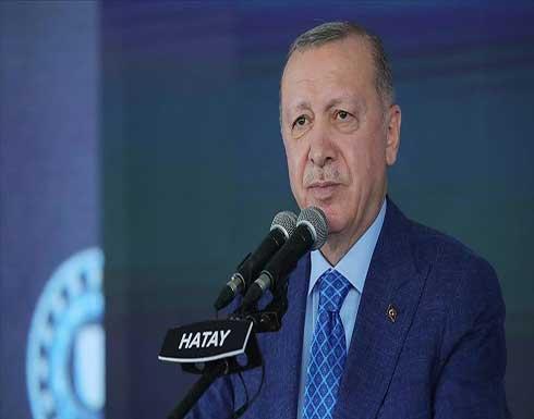أردوغان: الحزام الأمني خارج الحدود ضروري لاستقرار تركيا