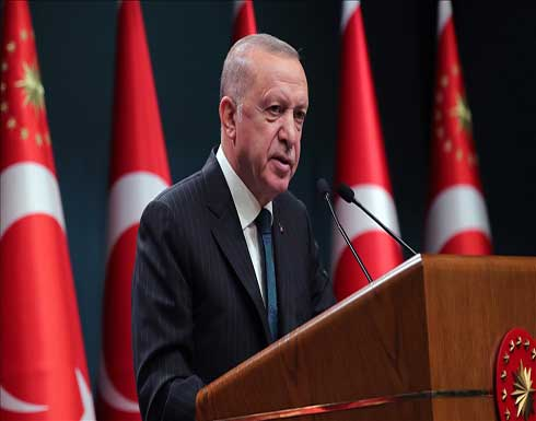 أردوغان: سنرفع دخلنا القومي هذا العام إلى أكثر من 800 مليار دولار