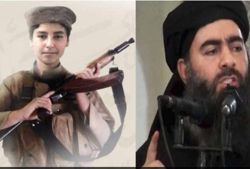 الاستخبارات العراقية تؤكد مقتل حذيفة البدري نجل البغدادي