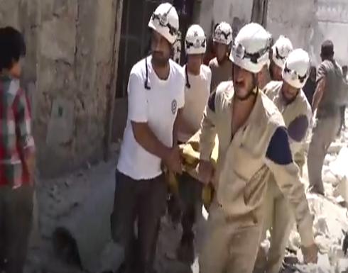 بالفيديو:- التغطية على جبهات النار