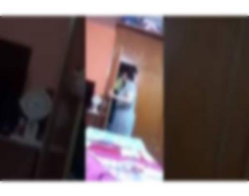 «بسبب سوء سلوكها».. طفل مصري يصور لحظة مقتل والدته