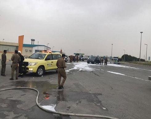 """بالصور ..السعودية: """"أمن الدولة"""" يكشف تفاصيل العملية الأمنية في أبو حدرية شرق البلاد"""