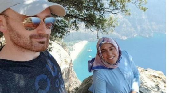 تركيا  : رجل يدفع زوجته الحامل من ارتفاع 1000 متر لسبب مروع