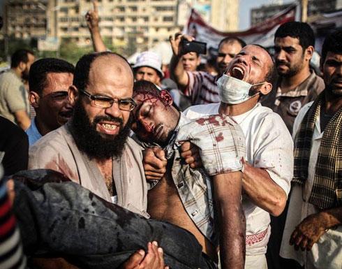 عدد ضحايا مجزرة العريش - 305 قتلى- من قتلهم - نقاش A8e943521d148f00067b012728a22f32