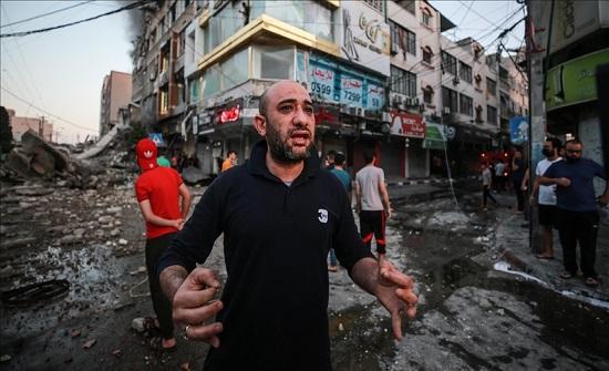 """""""البرلماني العربي"""" يطالب بتدخل دولي يضع حدا لـ""""إجرام"""" إسرائيل"""