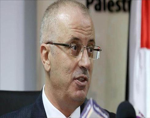 """""""الحمد الله"""" يطلع وزير خارجية هولندا على مستجدات الأوضاع الفلسطينية"""