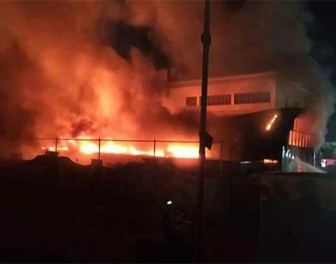غضب عراقي وتراشق سياسي بعد فاجعة مستشفى الناصرية