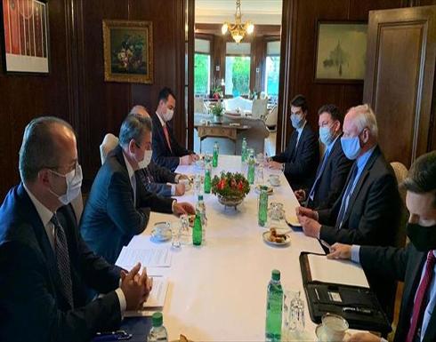 مباحثات تركية أمريكية حول الملف السوري