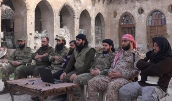 فصائل حلب تحلّ نفسها وتشكل جيشا موحدا