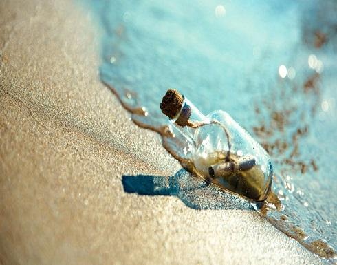 """العثور على عبوة """"للذكرى"""" عند شاطئ إيطالي.. وكلمات مؤثرة"""