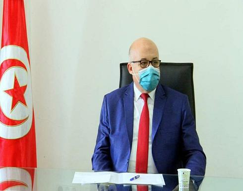 وزير الصحة التونسي يبكي بسبب كورونا (فيديو) 