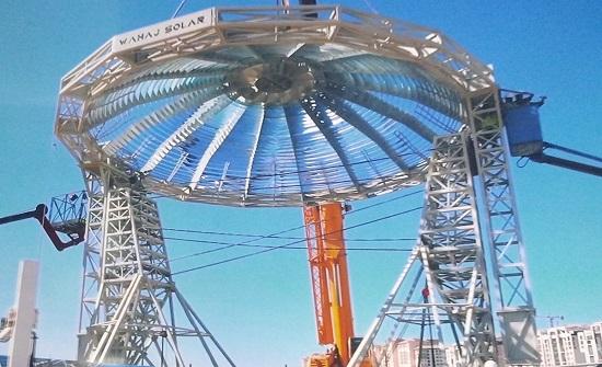 نتائج مبشرة لاختراع أردني في مجال الطاقة الشمسية