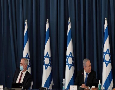 غانتس مهاجما نتنياهو: انتقاده لأجهزة إنفاذ القانون يهدد ديمقراطيتنا