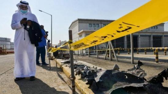 """سفارة أميركا بالرياض تدين """"اعتداءات الحوثيين الشنيعة"""""""