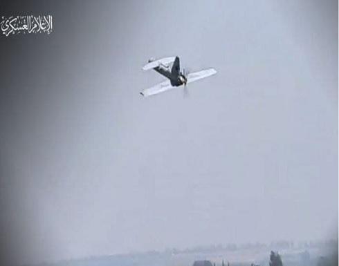 """بالفيديو : هكذا نفذت طائرة """"شهاب"""" الانتحارية إحدى مهامها"""