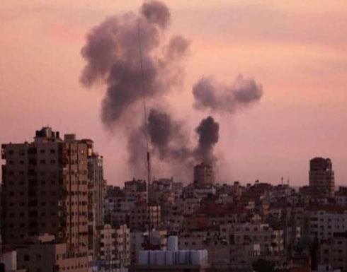 ثلاثة شهداء أطفال في قصف للاحتلال الاسرائيلي وسط قطاع غزة(شاهد)