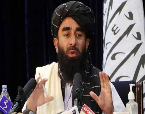 """""""طالبان"""" تعلن إغلاق الطريق المؤدي إلى المطار: لن نسمح بمرور إلا الأجانب"""