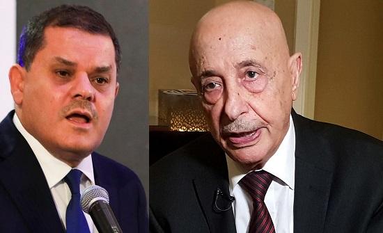 عقيلة صالح ونواب يصلون سرت استعدادا لجلسة منح الثقة للحكومة