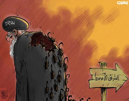 الخميني.. نظام قائم على الحقد والانتقام من العراق والعرب