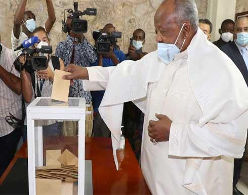 جيبوتي.. الرئيس إسماعيل عمر جيلي يفوز بولاية خامسة بأكثر من 98% من الأصوات