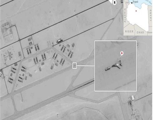 الجيش الأميركي: روسيا نشرت مقاتلات عسكرية في ليبيا
